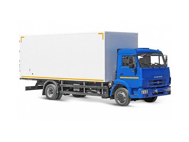 Изотермический фургон 7722-010-25