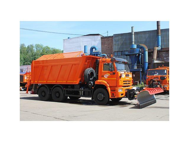 Дорожная машина ЭД-405В1