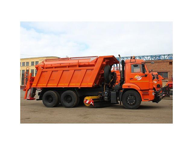 Дорожная машина ЭД-405В