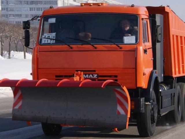Дорожная комбинированная машина ЭД-405АГ