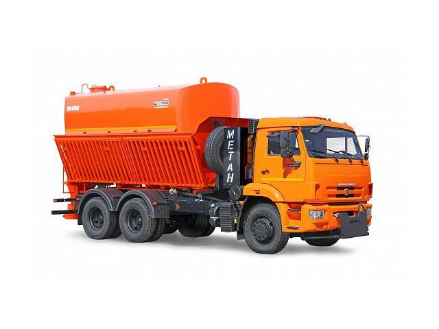 Комбинированная дорожная машина КО-829БГ