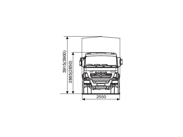 КАМАЗ 65117-48 (А5)