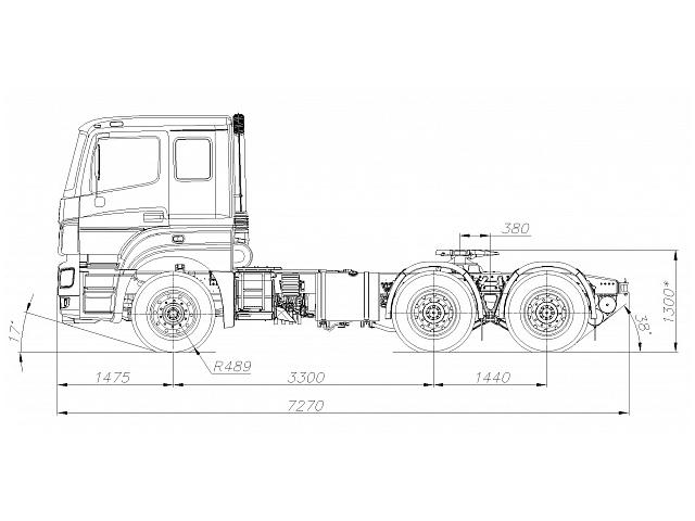КАМАЗ 65206-68 (T5)