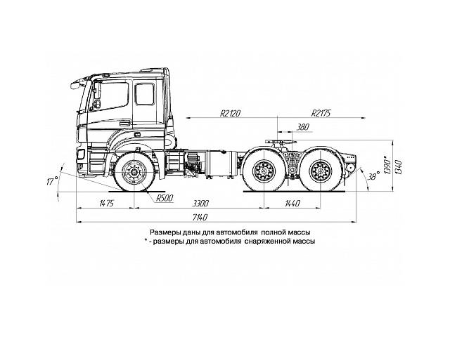КАМАЗ 65806-68 (T5)