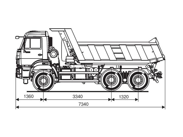 КАМАЗ 65111-48 (A5)