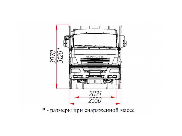 КАМАЗ 6520-53