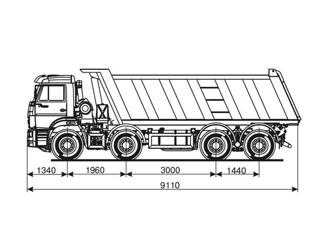 КАМАЗ 65201-53