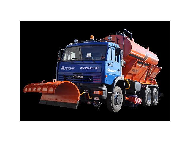 Комбинированная дорожная машина Р-65115