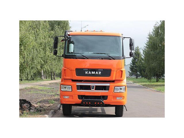 Шасси KAMAZ-6580-0003001-J5