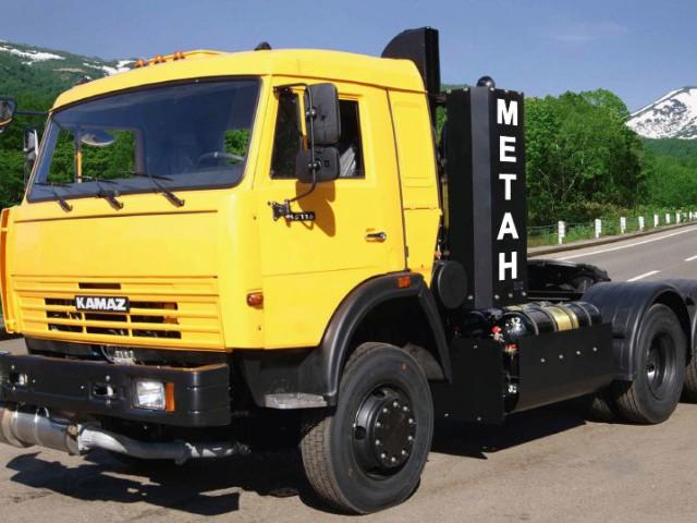 Седельный тягач KAMAZ -65116-30