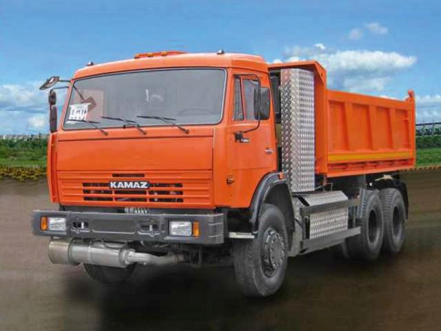Самосвал KAMAZ -65115-863-30