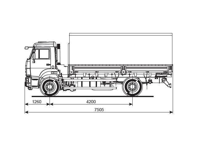 КАМАЗ 43253-69 (G5)