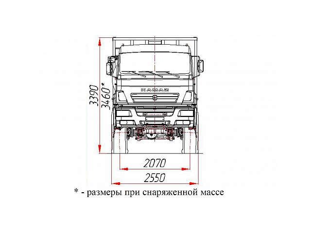КАМАЗ 65222-53