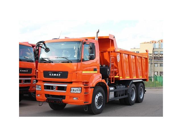 КАМАЗ 6580-87(S5)