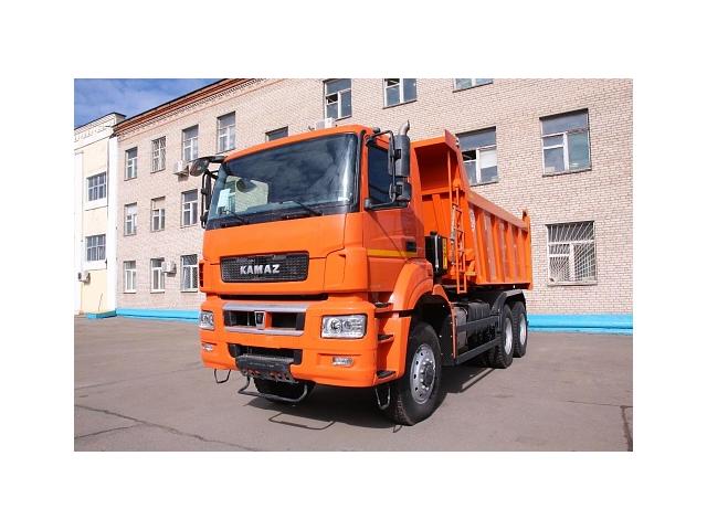 КАМАЗ 65802-87(S5)