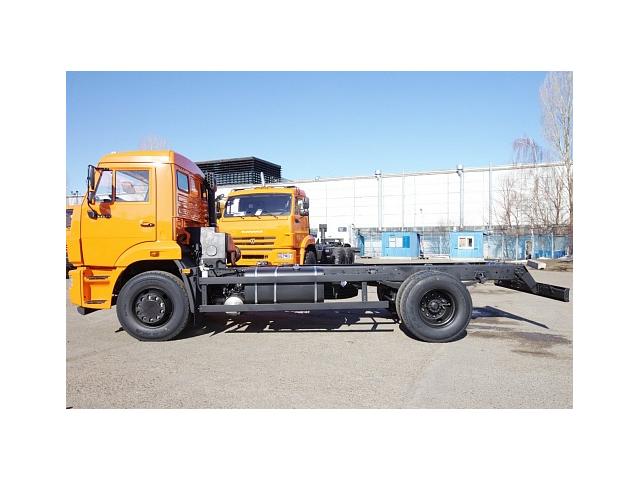 ШАССИ КАМАЗ 43253-69 (G5)