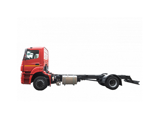 ШАССИ КАМАЗ 5325-1001-69 (G5)