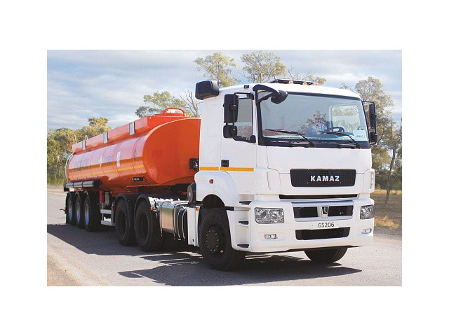 KAMAZ-65206-T5