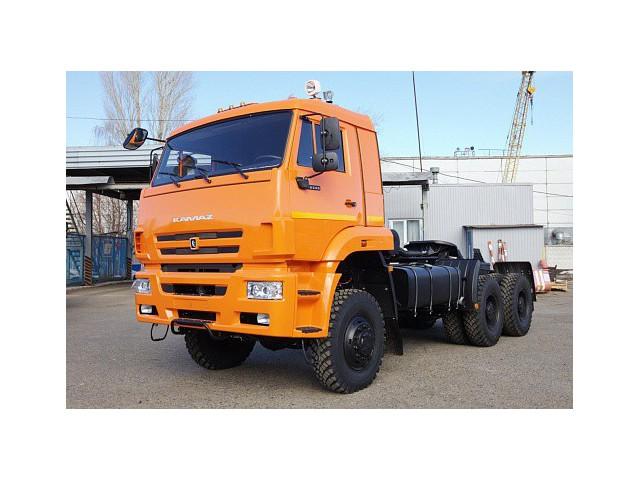 KAMAZ-65225-43