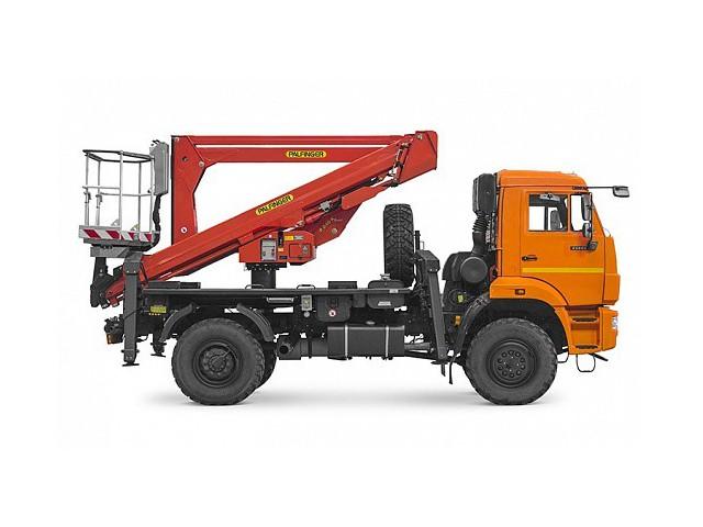 Автогидроподъемник 658638-050-00 Palfinger P240A