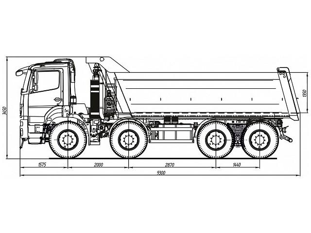 KAMAZ-65801-J5